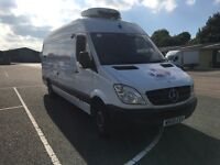 Mercedes sprinter 311cdi fridge/chiller van 2009 NO VAT !!!