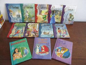 9 Livres Les Contes De Grimm Et 3 De Disney