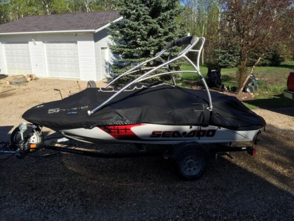 Used 2007 Sea Doo/BRP speedster 150