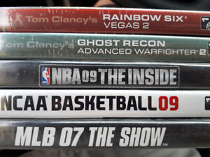 *New* PS3 games