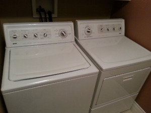 Kenmore washer & Dryer  EXCELLENT Shape