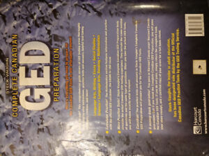 GED book $15