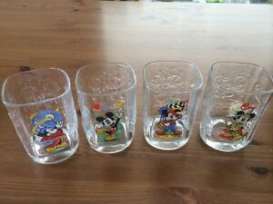 Mickey Collectable Glasses