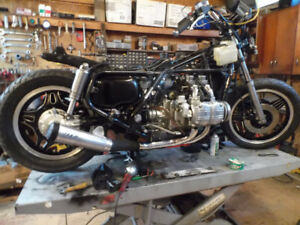 goldwing project