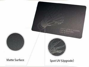 Plastic Card Printing as low as $0.18/ea, free template