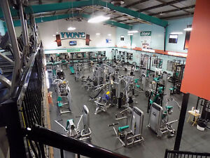 Established Gym and tanning business for sale in Miramichi, NB