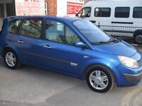 RENAULT GRAND SCENIC 1.9dCi PRIVILEGE 7 SEATER MPV BLUE MET 6 MONTHS WARRANTY