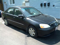 **UPDATED** 2002 HONDA CIVIC - $2500 **NEW MVI**