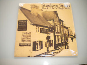 STEELEYE SPAN - HARK! THE VILLAGE WAIT - 1970 FOLK/ROCK