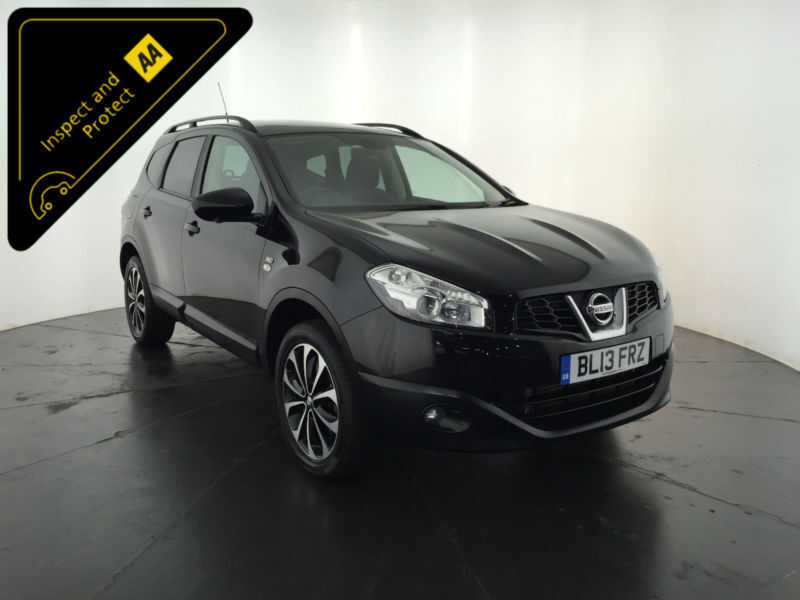 2013 NISSAN QASHQAI +2 360 IS DCI 7 SEATS 1 OWNER NISSAN HISTORY FINANCE PX