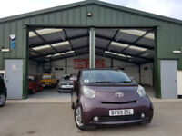 2010 Toyota iQ 1.0 VVT-i MANUAL PETROL LOW MILAGE BLACK FRIDAY SAVE 450 £