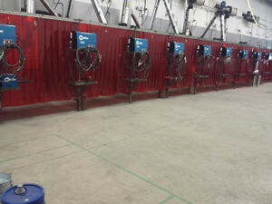 CWB Welder testing - all positions - 4 plates test - $ 400
