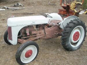 8N Ferguson Tractor
