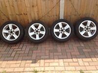 1 series alloy wheels 5x120