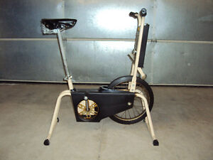 CCM Exercise Bicycle - Vintage, Made in Canada!