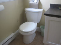 Toilets (2) for sale
