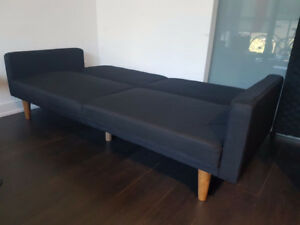 Sofa bed double convertible