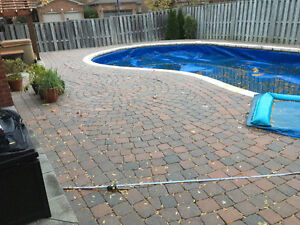 Landscaping stone/pavers