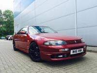 1995 M Reg Nissan SKYLINE R33 2.5 GTST Turbo Manual + NICE SPEC + GTR SPOILER
