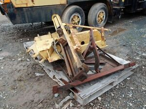 plow accessories for grader