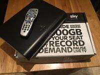 Sky hd box (500gb)