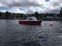 18ft cabin boat