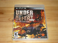 Under Defeat HD deluxe edition sur PS3