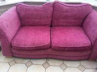 3seater &2 seater sofa bed
