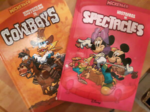Disney – Bandes dessinées