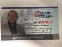 Courtier immobilier à votre service