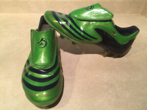 Men's Adidas F50 Outdoor Soccer Cleats Size 9.5 London Ontario image 1