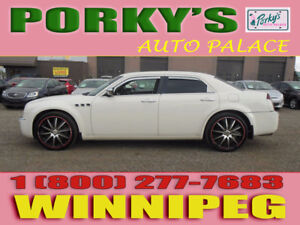 2007 CHRYSLER 300 C HEMI WOW WONT LAST $12900 TODAY