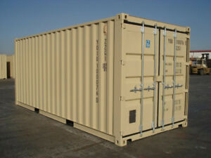 Wanted Used 20' Storage Container + or - $1,200.