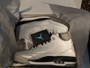 sale retailer ff57b f004a Jordan 3lab5 relfect white. Brand new. Never worn. Size 13