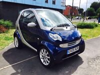 SMART FORTWO 0.7 SPRING EDITION, AUTOMATIC, LOW MILEAGE, FULL SERVICE HISTORY