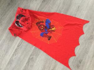Costume pour enfant Cap de Spiderman 4-5