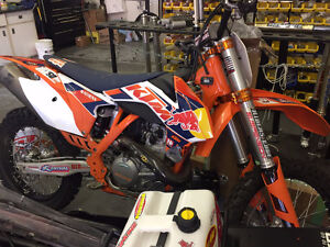 2014 KTM 450 SX (Limited Edition #66)