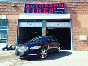 NEW TIRES WINTER AND ALL SEASON  FREE INST&BALL 2 YEAR WARRANTY!