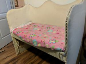 Custom Co Sleeper Crib/Lit latéral