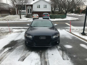 2010 Audi S4 (with extended warranty)