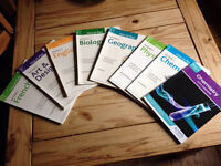 Text books national 5 Hodder and Gibson. Various .