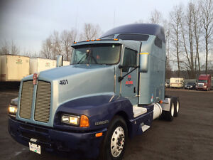 ** 2007 KENWORTH HIGHWAY TRACTOR FOR QUICK SALE **