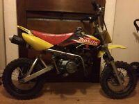 125cc lifan pitbike/pit bike