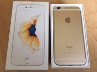 iPhone 6s Gold Unlocked 128GB