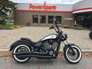 2016 Victory Motorcycles High-Ball Matte Black