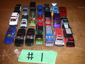 Matchbox And Hot Wheels  $10 A Bag Of 15 Vehicles