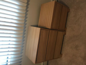 Dresser & Matching Side Table