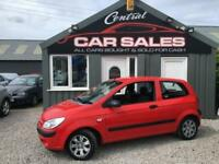 2005 55 HYUNDAI GETZ 1.1 GSI 3DR FINANCE PARTX ARRANGED