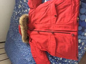 Manteau d'hiver en duvet homme  (jamais porté) !!!