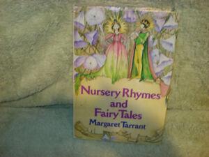 Book - Nursery Rhymes and Fairy Tales